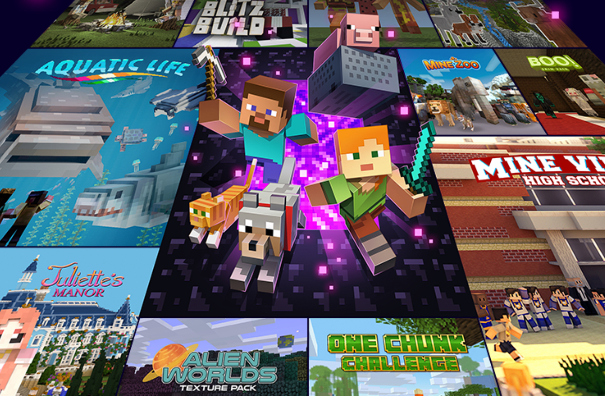 The 'Minecraft' Realms Subscription Is Getting Replaced by 'Minecraft Realms Plus' That Offers More for the Same Price