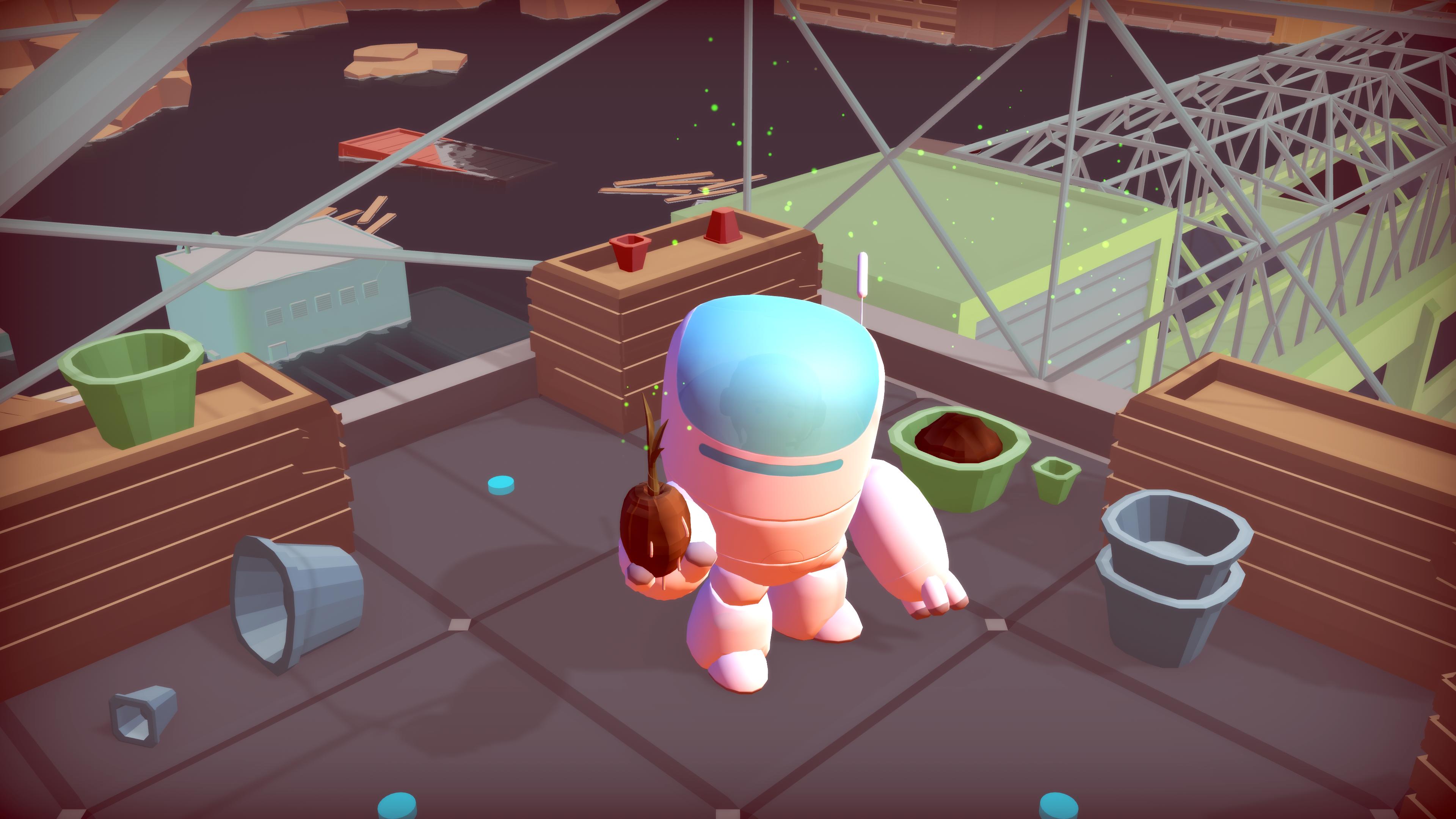 Apple Arcade Doomsday Vault Review Plants Vs Ai Robots