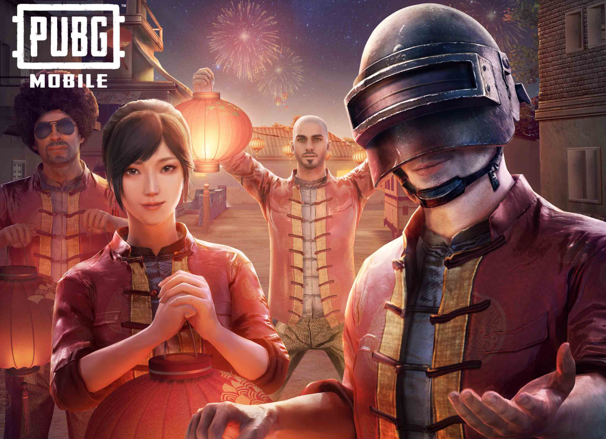 'PUBG Mobile' Spring Party Begins Tomorrow with Lantern Crafting, Exchanging, and More to Unlock a Permanent Outfit in Game - Touch Arcade