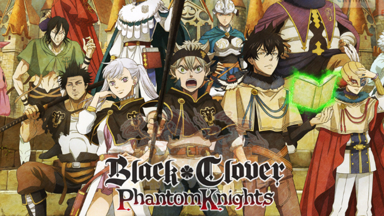 'Black Clover Phantom Knights' Guide: Tips, Tricks, and Hints to Get Your Grimoire On