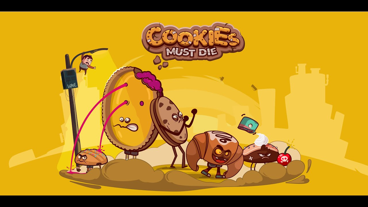 'Cookies Must Die' from Rebel Twins is Launching February 5th and Available for Pre-Order Now