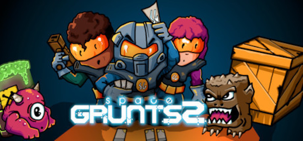 Card Battler Roguelike Dungeon Crawler Mashup 'Space Grunts 2' Now Available on Android