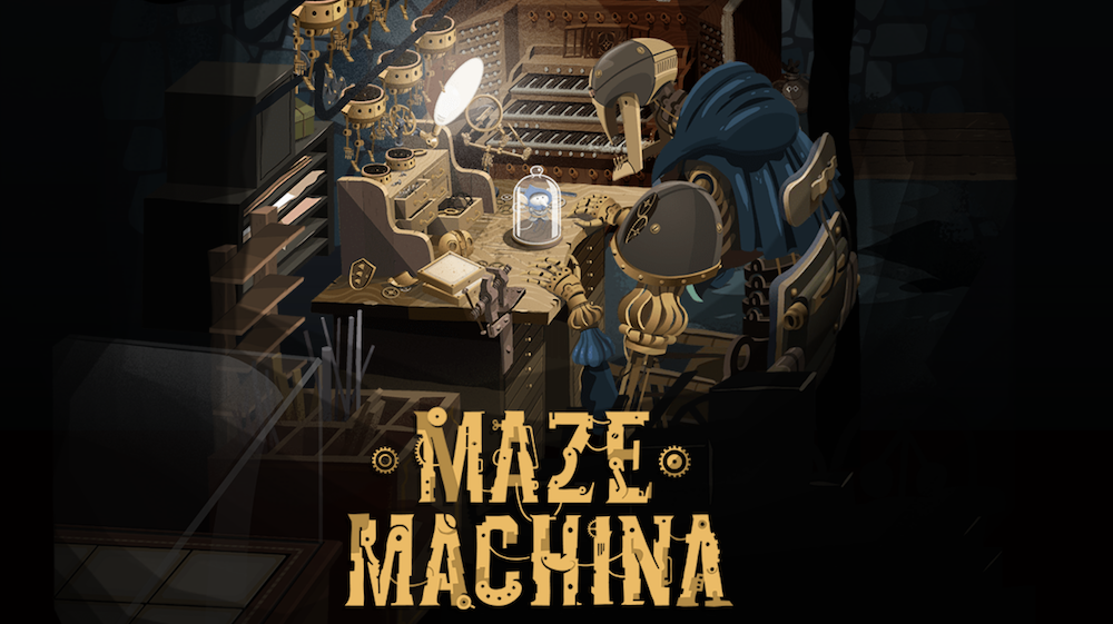 photo of TouchArcade Game of the Week: 'Maze Machina' image