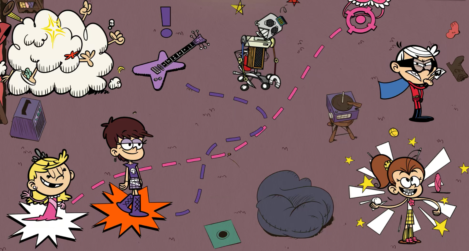 'Loud House: Outta Control' from Nickelodeon Is This Week's Addition to Apple Arcade