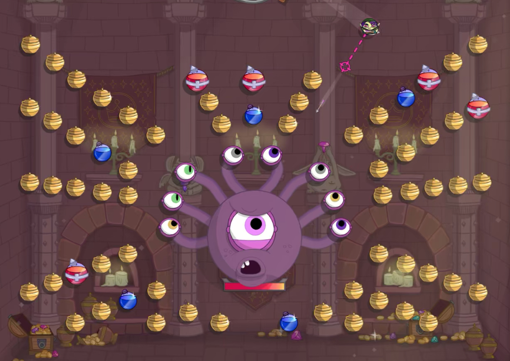 Bouncy Dungeon Crawler 'Roundguard' from Wonderbelly Games Is the Newest Addition to Apple Arcade