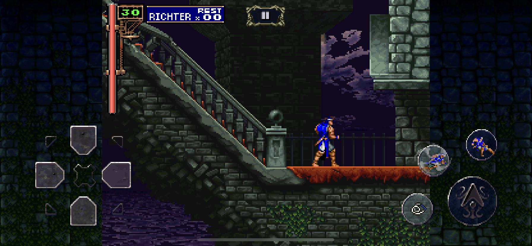Resultado de imagen para castlevania symphony of the night android