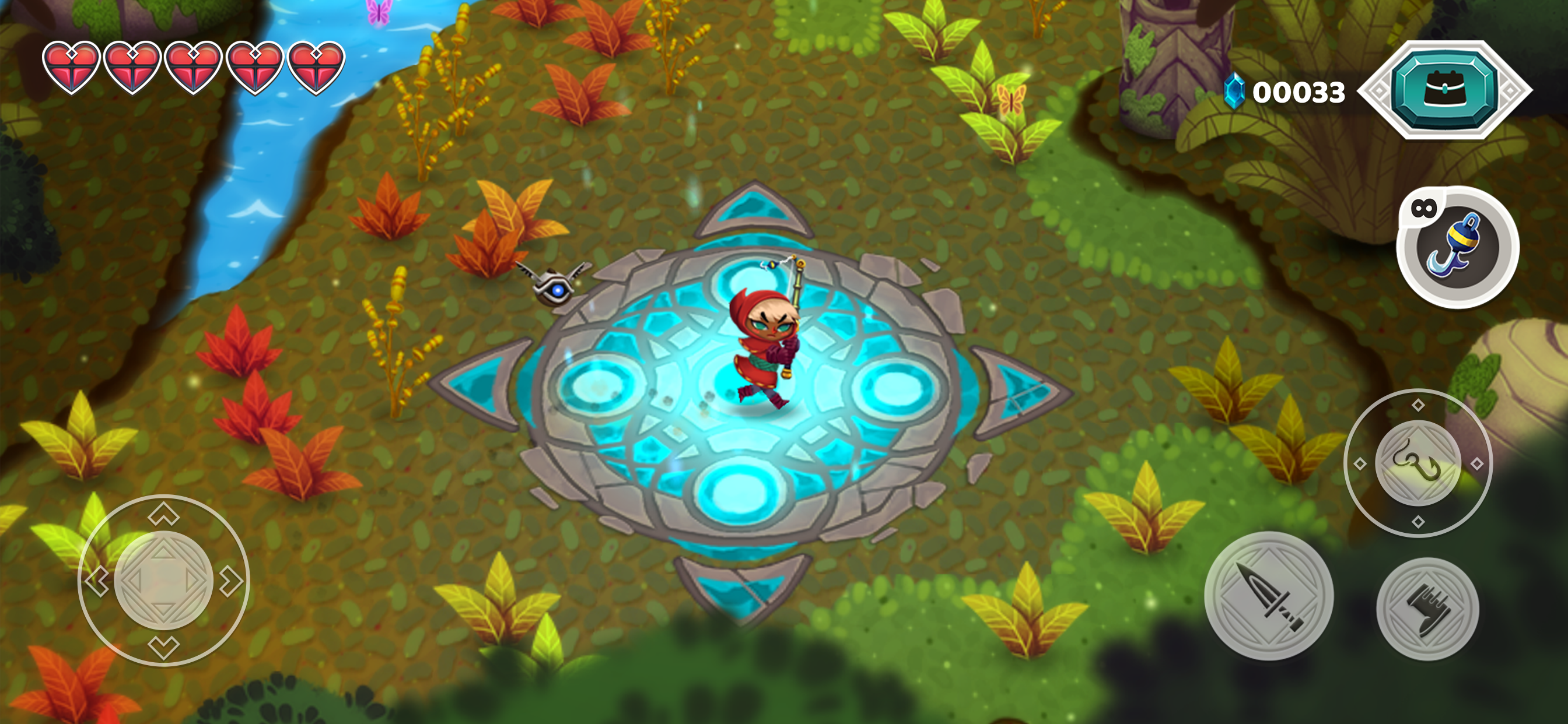 'Legend of the Skyfish 2' from Crescent Moon Games and Mother Gaia Studio Is This Week's New Apple Arcade Game