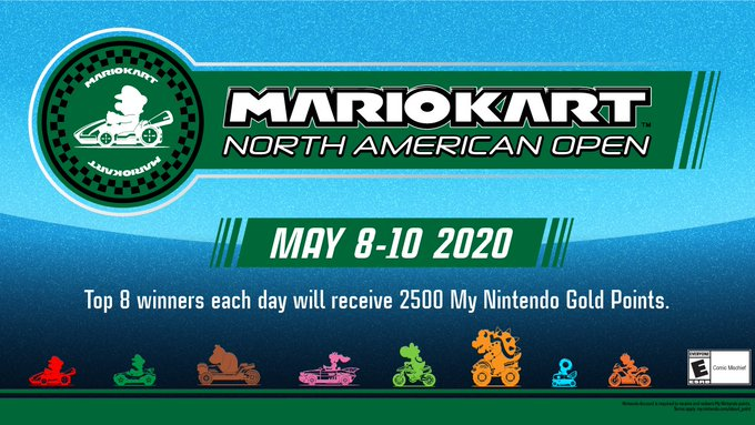 SwitchArcade Round-Up: 'Mario Kart North American Open' Event Coming, Today's New Releases Including 'Telling Lies', the Latest Sales, and More