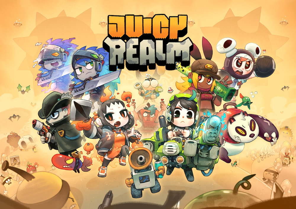 photo of Colorful Dual-Stick Shooter 'Juicy Realm' is Heading to Mobile on May 4th, Discounted Pre-Order Coming Soon image
