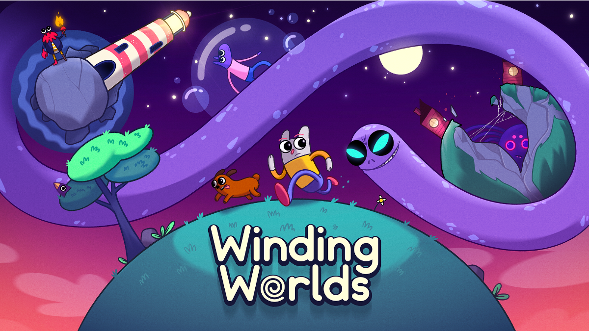 'Winding Worlds' from KO_OP Is This Week's Apple Arcade Addition