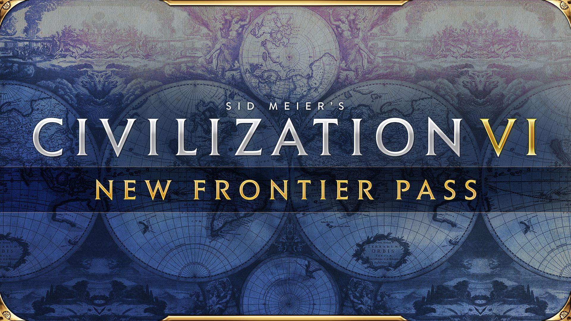 """O novo cartão de fronteira """"Civilization VI"""" foi anunciado com conteúdo deste mês a março de 2021"""