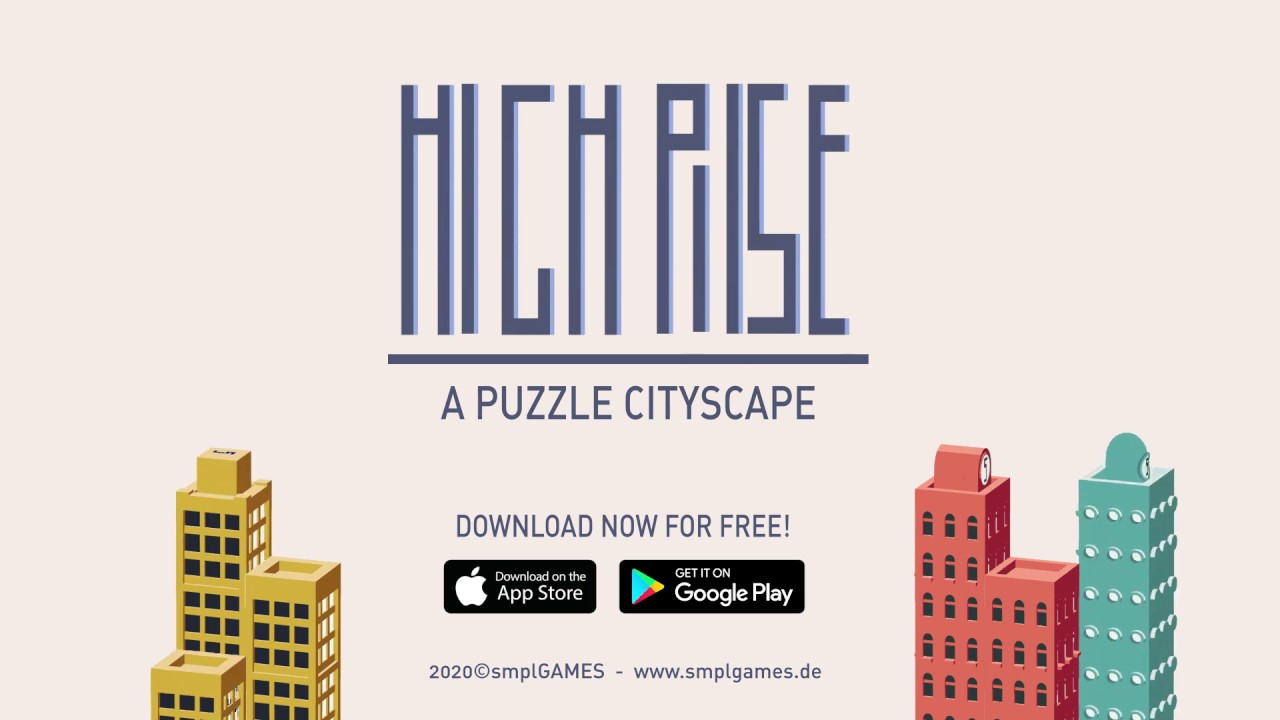 photo of TouchArcade Game of the Week: 'High Rise – A Puzzle Cityscape' image