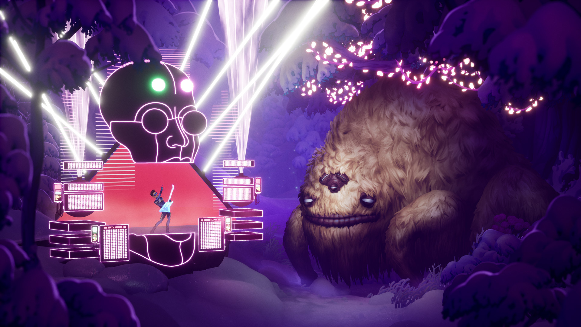 'The Artful Escape' for Apple Arcade Gets a Detailed Gameplay Showcase Ahead of Its Release Soon