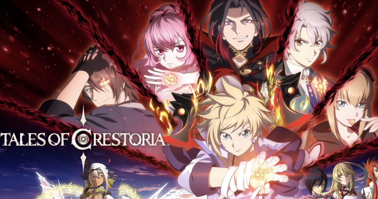 'Tales of Crestoria' from Bandai Namco Entertainment Has Gone Live on the App Store and Google Play Worldwide