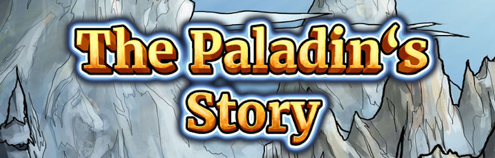 Quirky Upcoming RPG 'The Paladin's Story' Looking for Beta Testers on iOS and Android