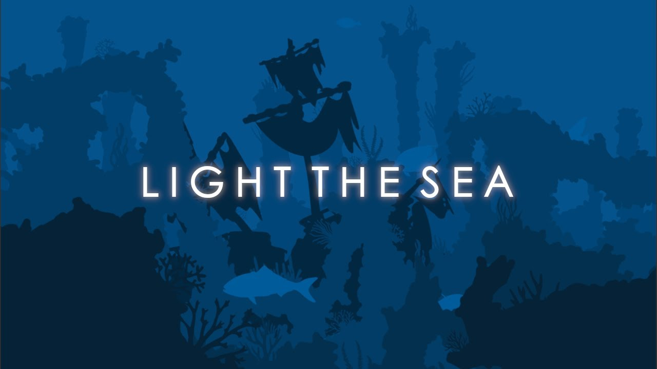 photo of 'Light the Sea' is an Atmospheric Underwater Flinger that's Launching July 18th image