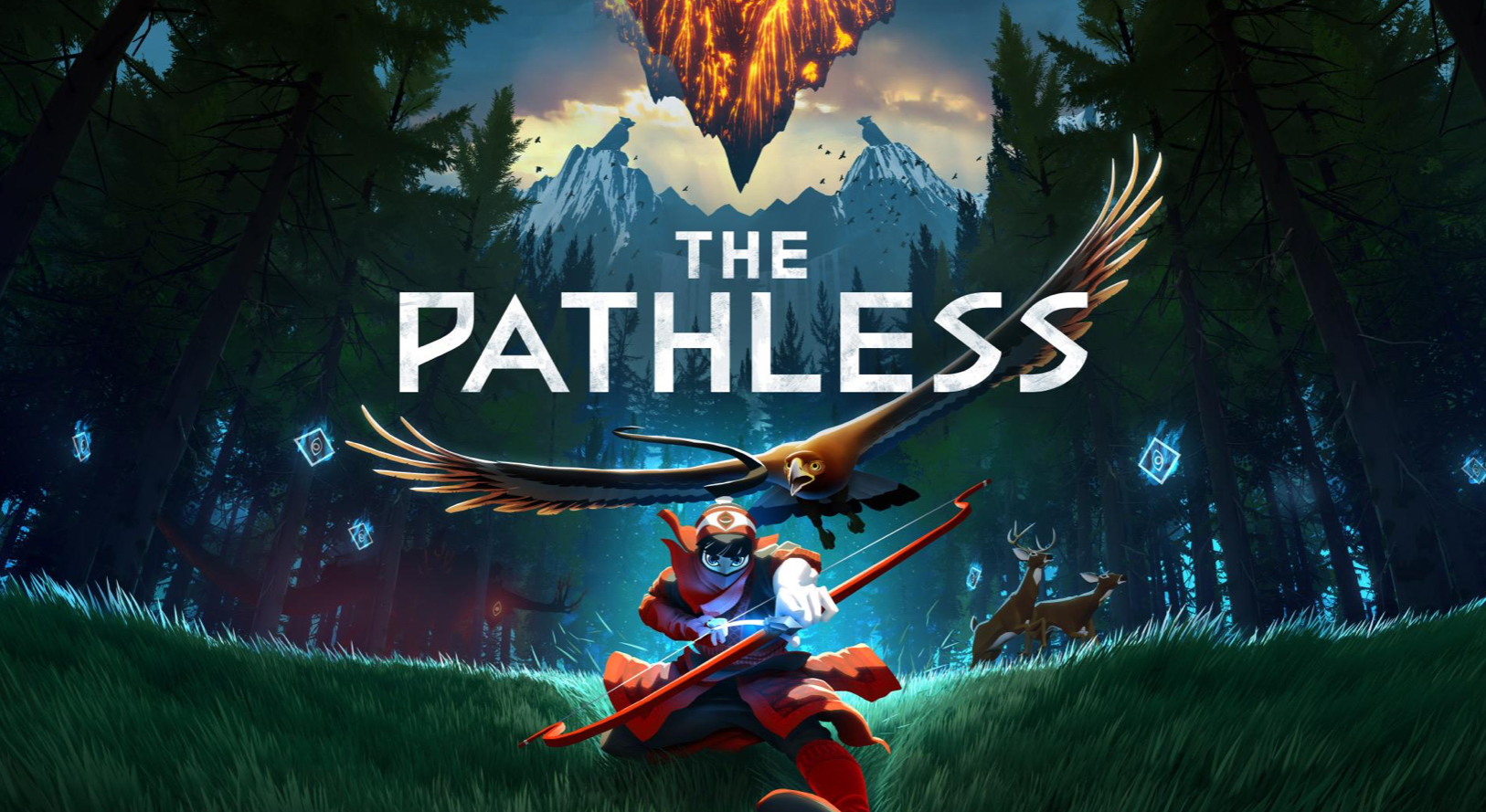 'The Pathless' from Giant Squid and Annapurna Interactive Gets an Extended Gameplay Showcase Ahead of Its Release This Year on Apple Arcade