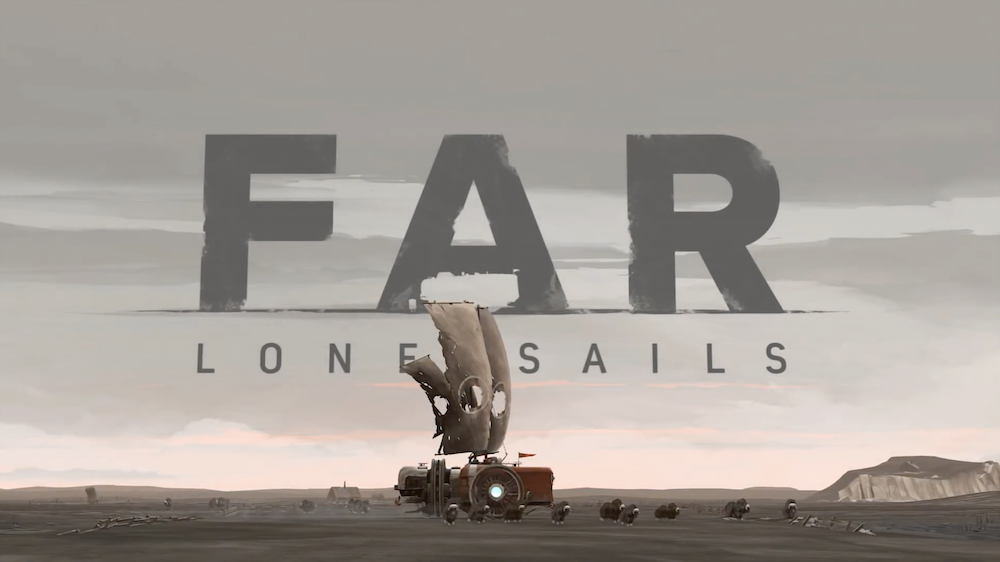 TouchArcade Game of the Week: 'FAR: Lone Sails'