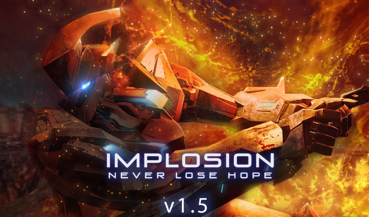 'Implosion – Never Lose Hope' Updated with Modern Device Support, a New Chapter, and More, and is Currently FREE on iOS