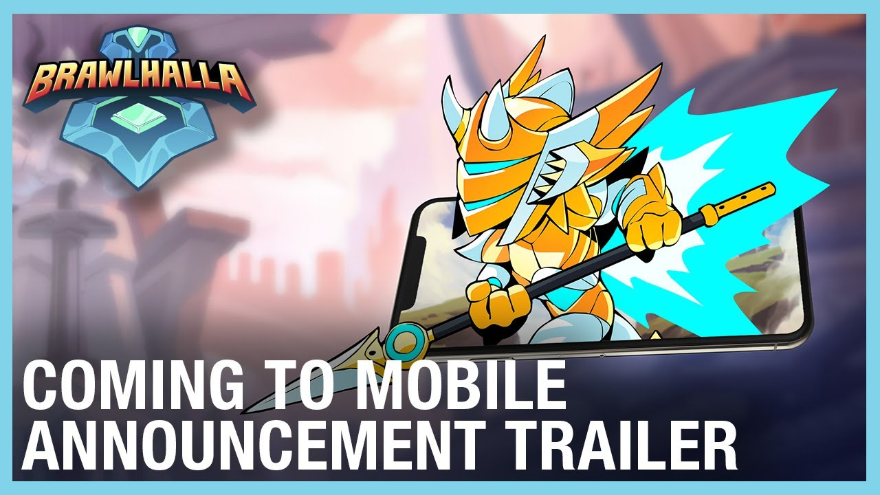 Platform Arena Fighter 'Brawlhalla' is Out Now on iOS and Android with Full PC and Console Cross-Platform Online Play