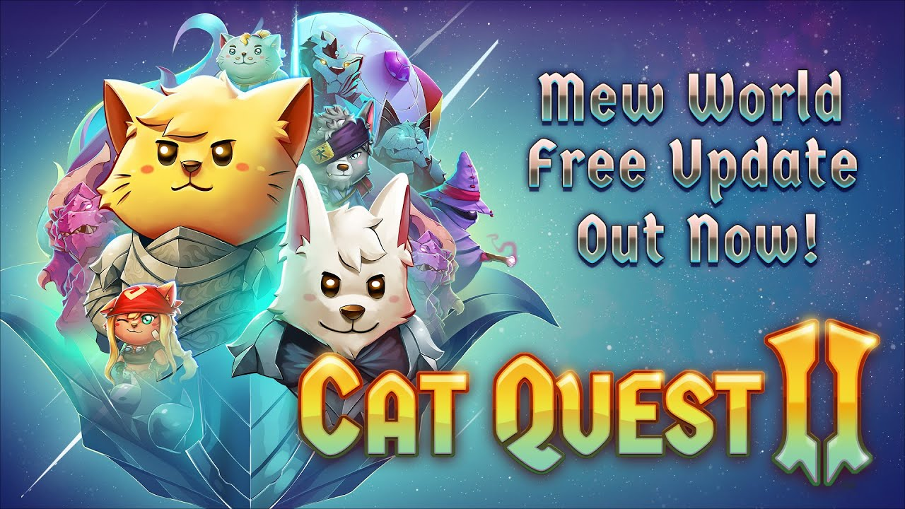 Best iPhone Game Updates: 'Levelhead', 'Cat Quest II', 'Star Traders: Frontiers', 'Toy Blast', and More