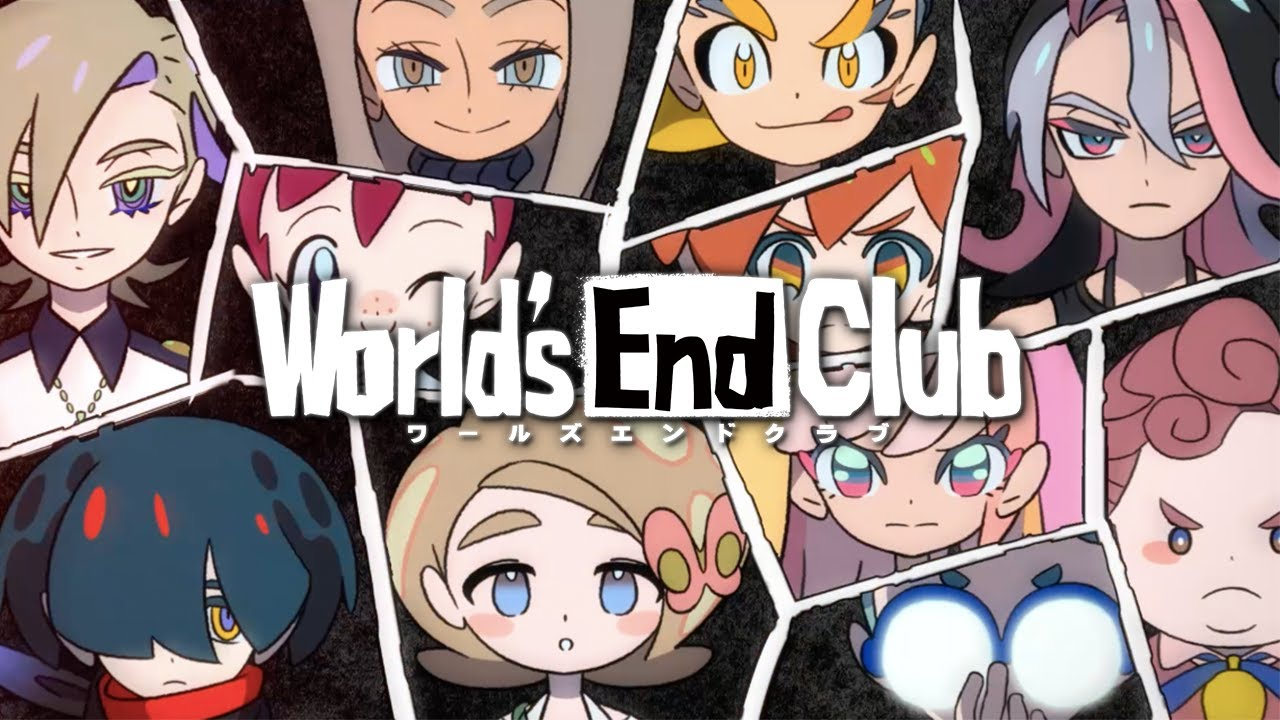 'World's End Club' Featuring the Creators Of 'Zero Escape' and 'Danganronpa' Is This Week's Apple Arcade Release and It Is Out Now