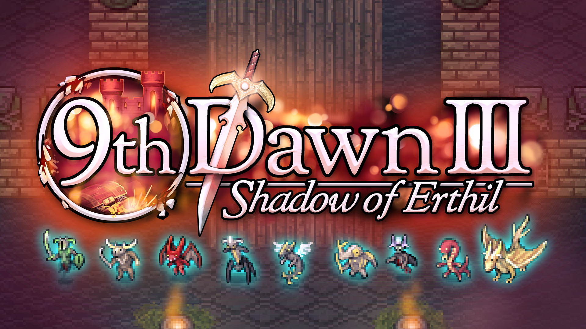 Huge Retro-Style Open World Action RPG '9th Dawn 3' Launching October 6th on iOS, Android, PC, and Consoles