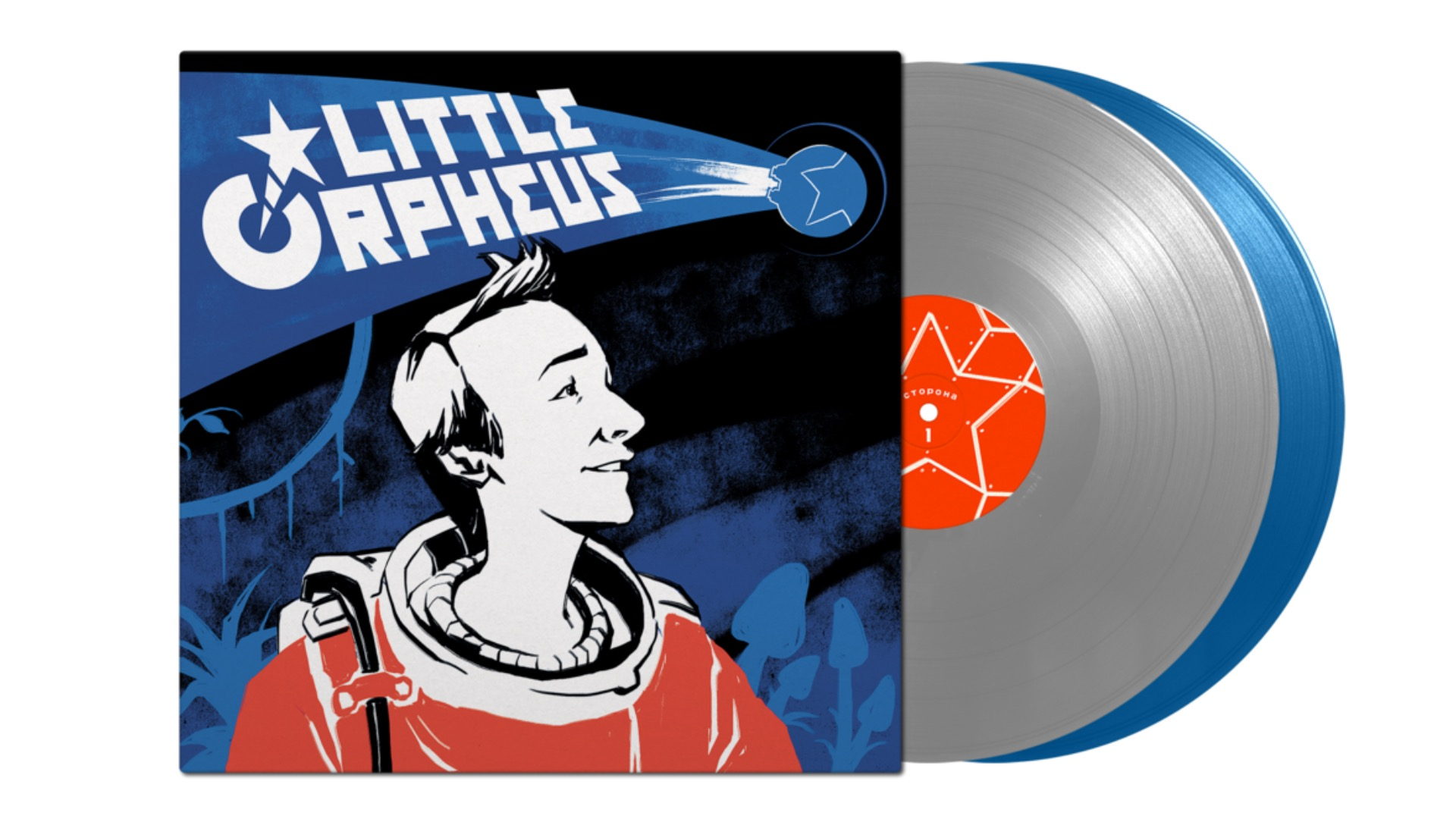 The Soundtrack to 'Little Orpheus' on Apple Arcade from The Chinese Room Is Getting a Vinyl Release This November with Pre-Orders Now Live