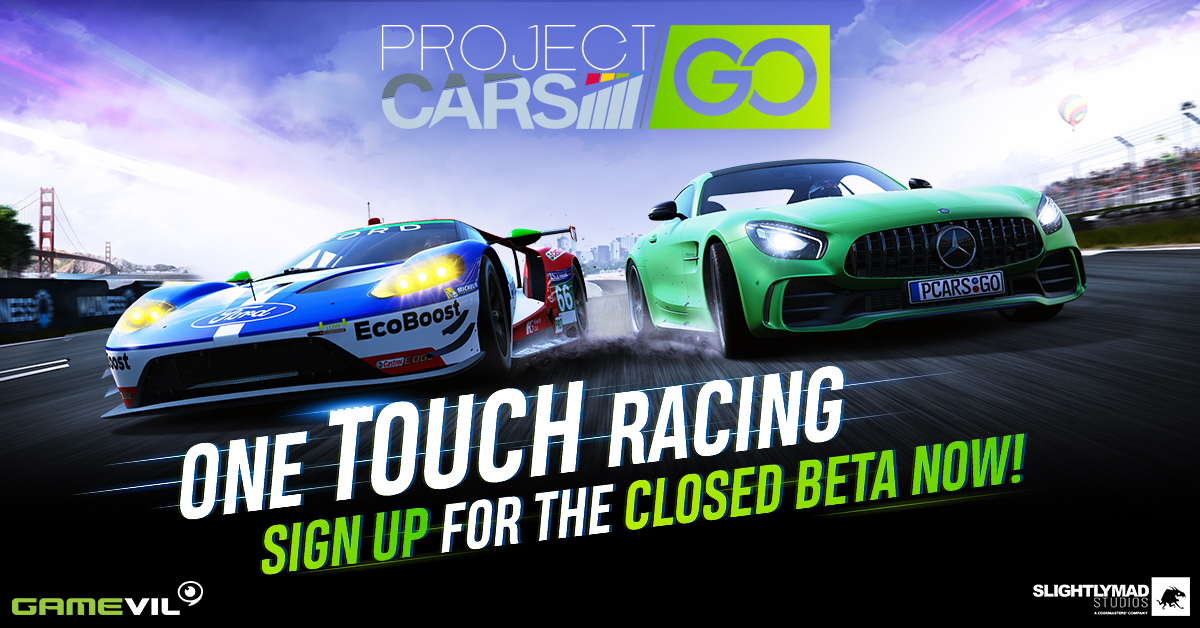 photo of Beta Testing Sign-Ups are Open for 'Project CARS GO', the Mobile Iteration of the Popular Console and PC Racing Series image