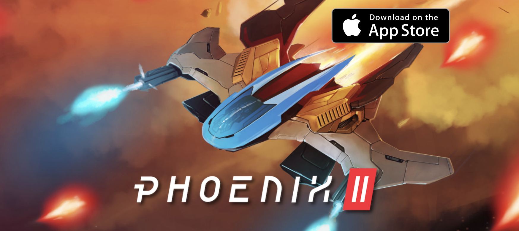 "Apple's New ""App Clips"" Feature in iOS 14 Cleverly Used to Deliver a Frictionless Demo of 'Phoenix 2′ Shoot 'em Up Game"