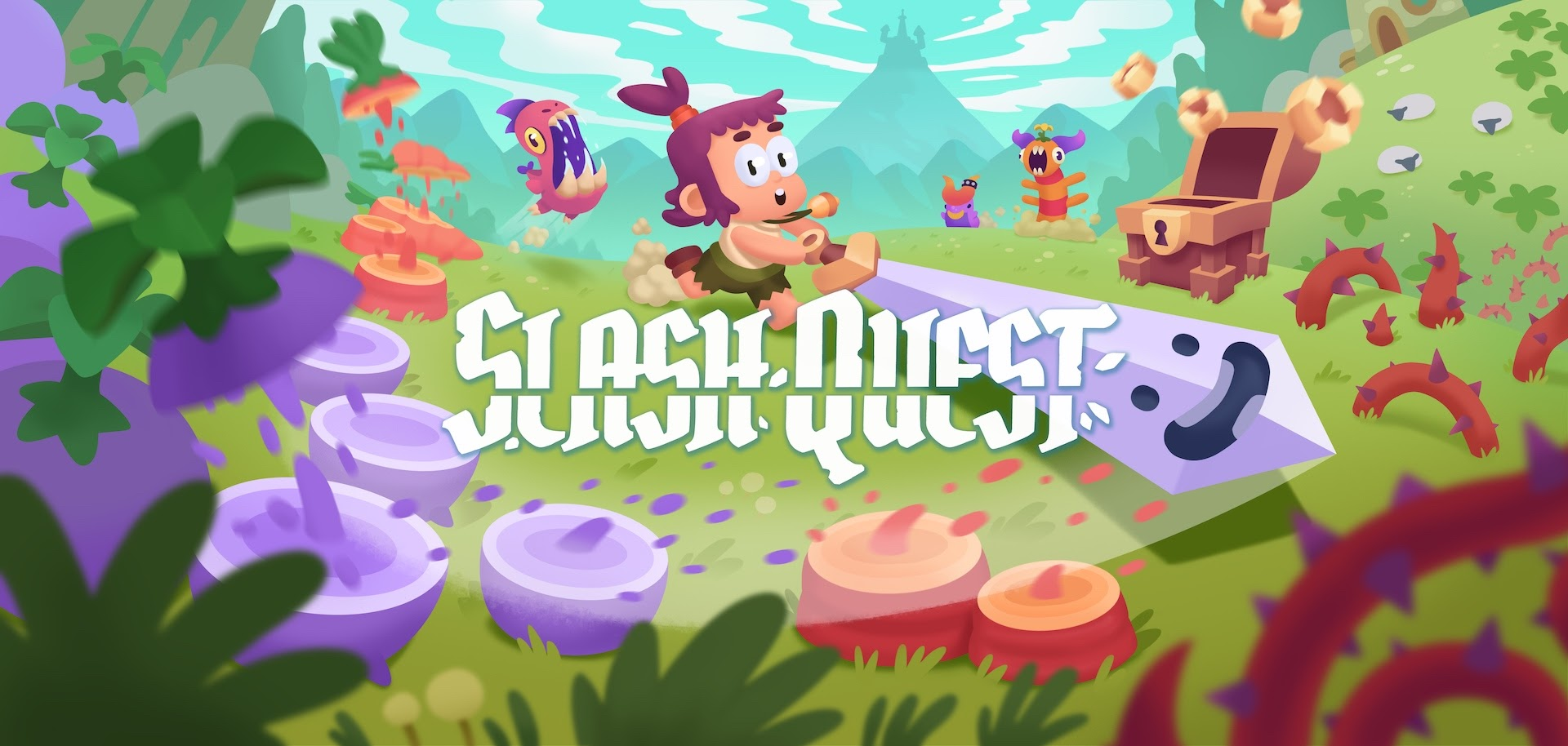 'Slash Quest!' is the New Apple Arcade Title from Noodlecake and it's Launching October 2nd