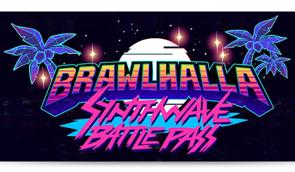 The 'Brawlhalla' Season 2 Battle Pass is Totally '80s and is Now Live on All Platforms