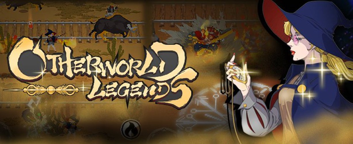 'Otherworld Legends' Updated with New Playable Witch Character and Wild West Environment
