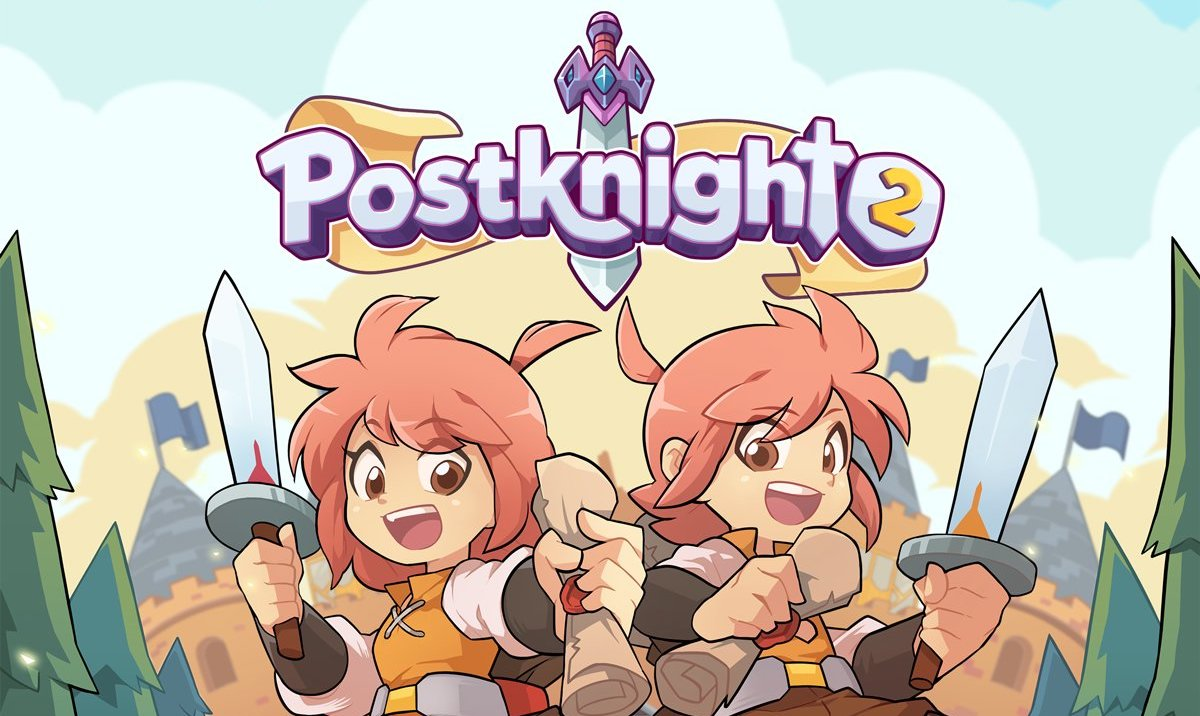 'Postknight 2' is in the Works and Taking Sign-Ups for a Closed Alpha Test Next Month