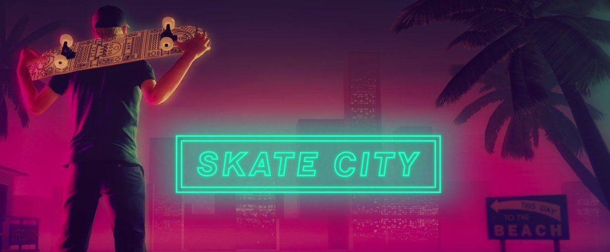 The Sublime 'Skate City' on Apple Arcade is Updated with a New Level Based on Miami, Florida