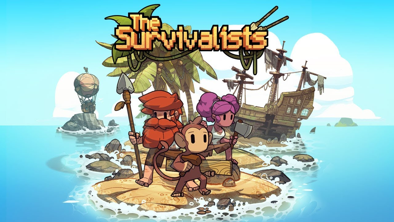 Team17's 'The Survivalists' Listed in Apple Arcade with an October 9th Release Date