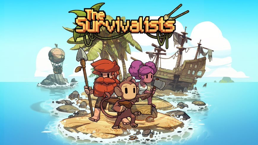 Team17's Adventure Crafting Sandbox Experience 'The Survivalists' Is Out Now on Apple Arcade