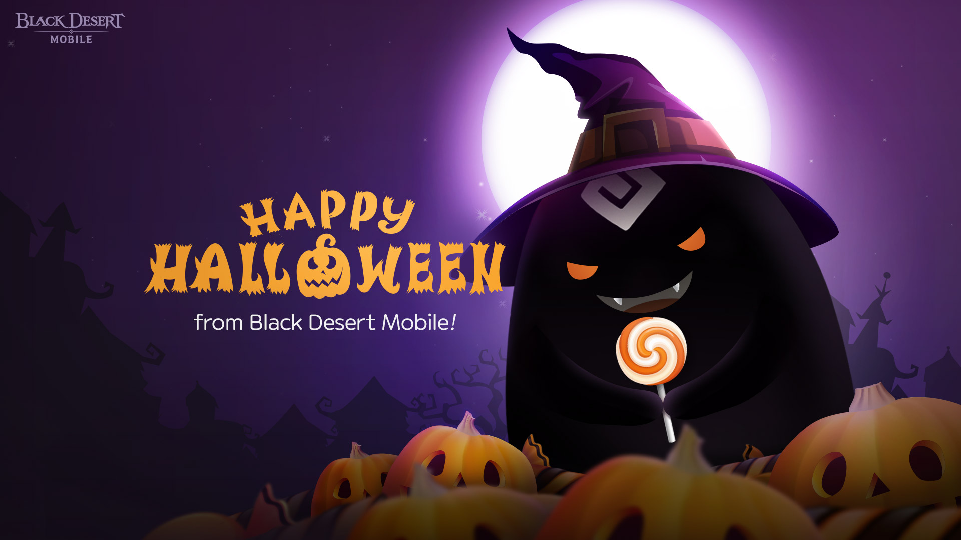photo of 'Black Desert Mobile' Celebrates Halloween with Today's Update Bringing in the Cron Castle Area, Ancient Ruins… image