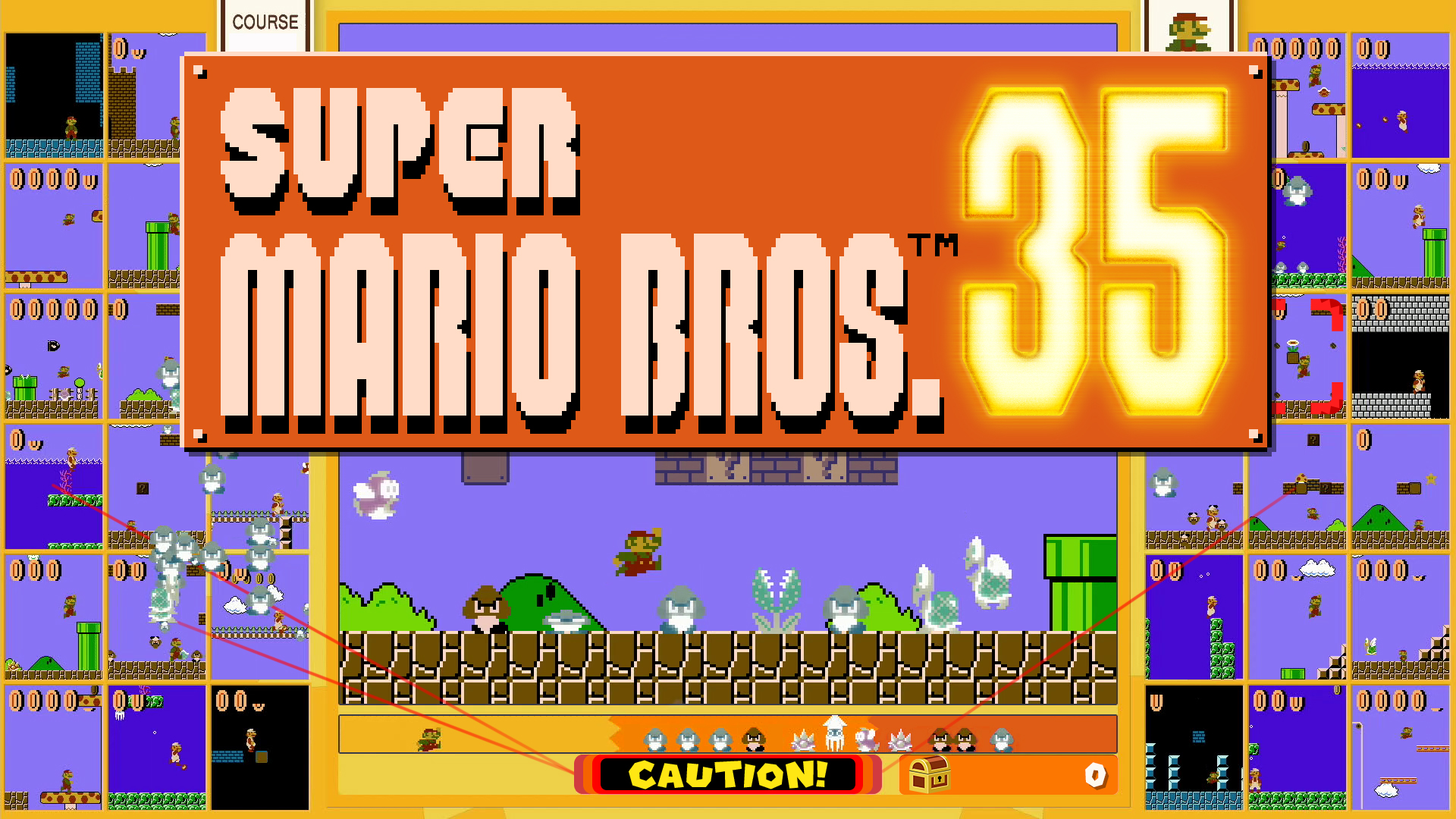 SwitchArcade Round-Up: 'Super Mario Bros. 35', 'Ys Origin', 'Hot Shot Burn', and Today's Other New Releases and Sales