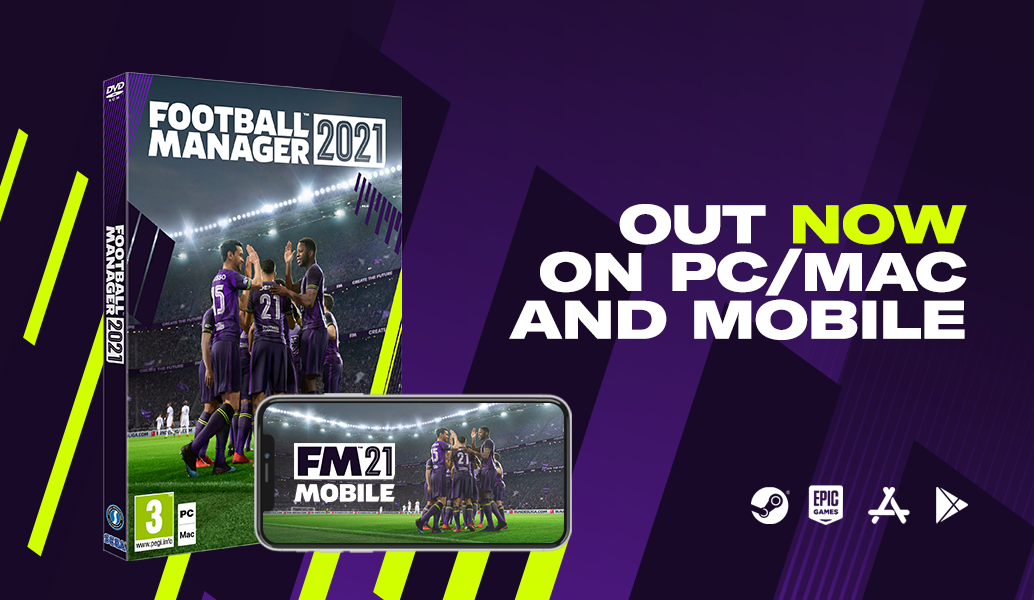 photo of 'Football Manager 2021' Mobile Is Available Now on iOS and Android with 'Football Manager 2021' Touch Releasing… image