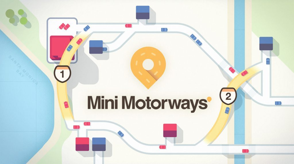 'Mini Motorways' and 'Patterned' on Apple Arcade Just Got Major Updates Bringing In New Features, Content, and More