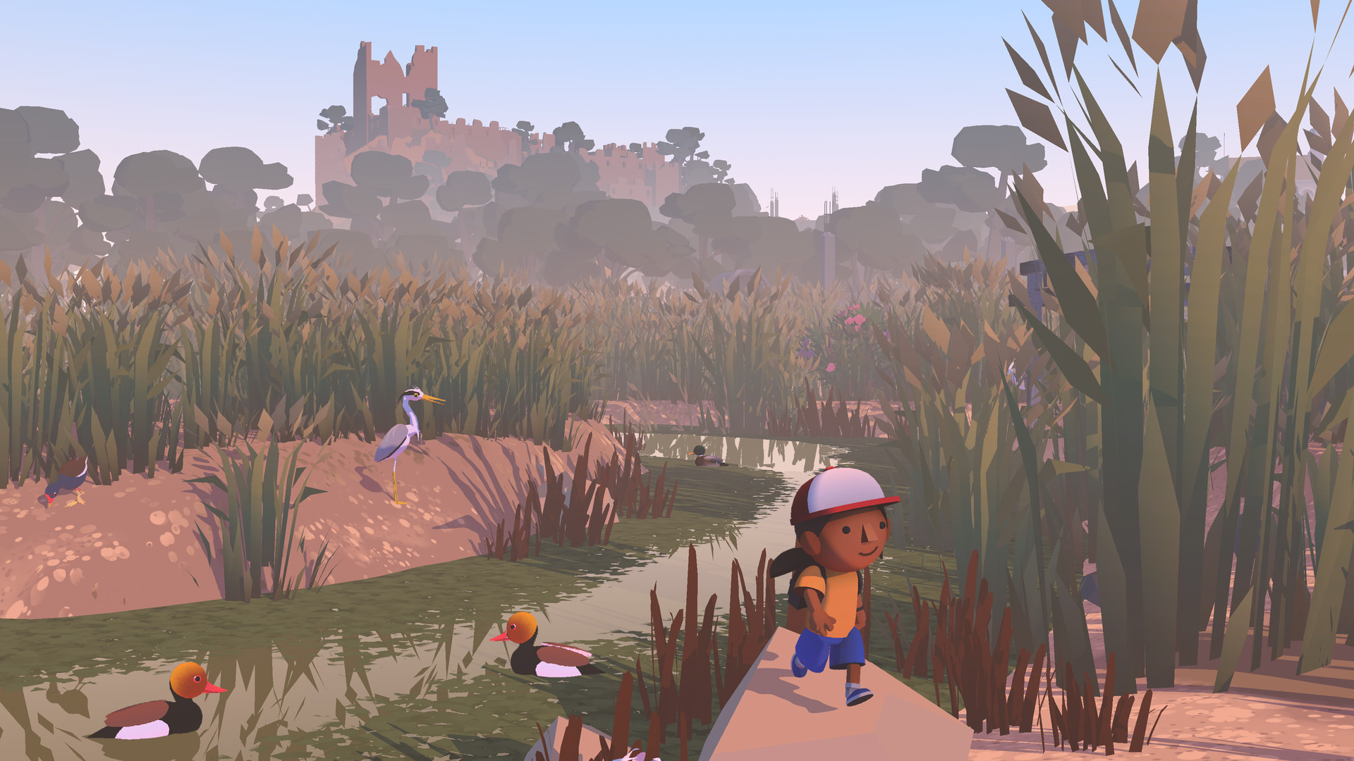 'Alba: A Wildlife Adventure' from Ustwo Games Is Out Now on Apple Arcade and PC