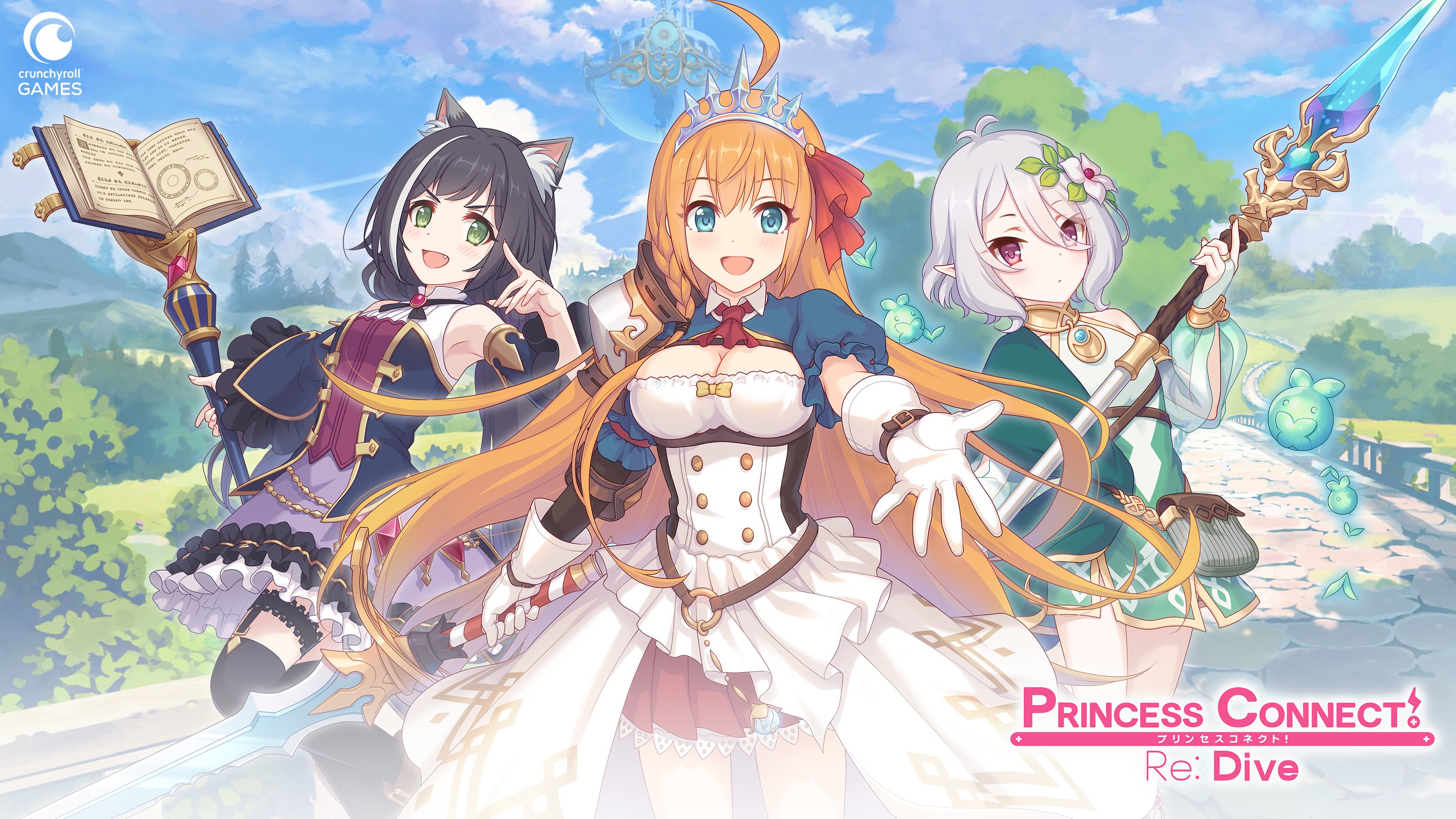 'Princess Connect Re:Dive' from Cygames Is Getting an English Release Next Year on iOS and Android