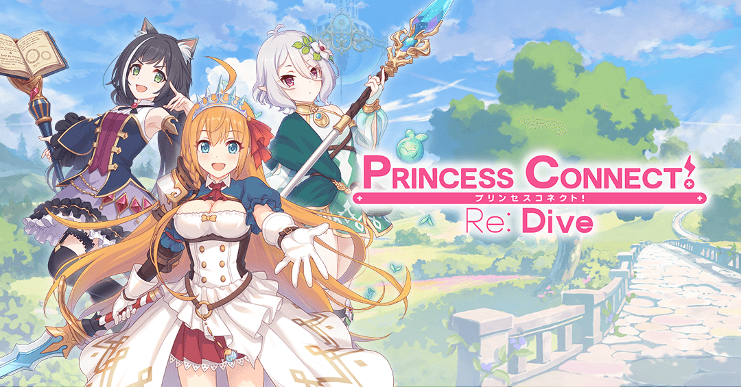 'Princess Connect Re:Dive' Is Finally Available Worldwide on iOS and Android after Debuting Back in 2018 in Japan