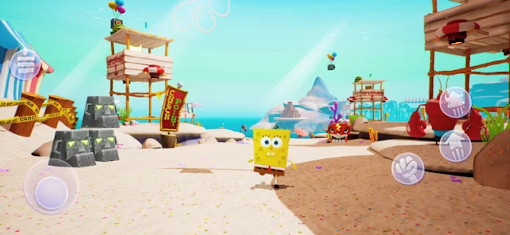 Out Now: 'SpongeBob SquarePants: Battle for Bikini Bottom – Rehydrated!', 'Dadish 2', 'Flipon', 'One Night at Flumpty's 2', 'Sleepin' Guy', 'Arkfront', 'Wrestling Empire', 'Clan N' and More