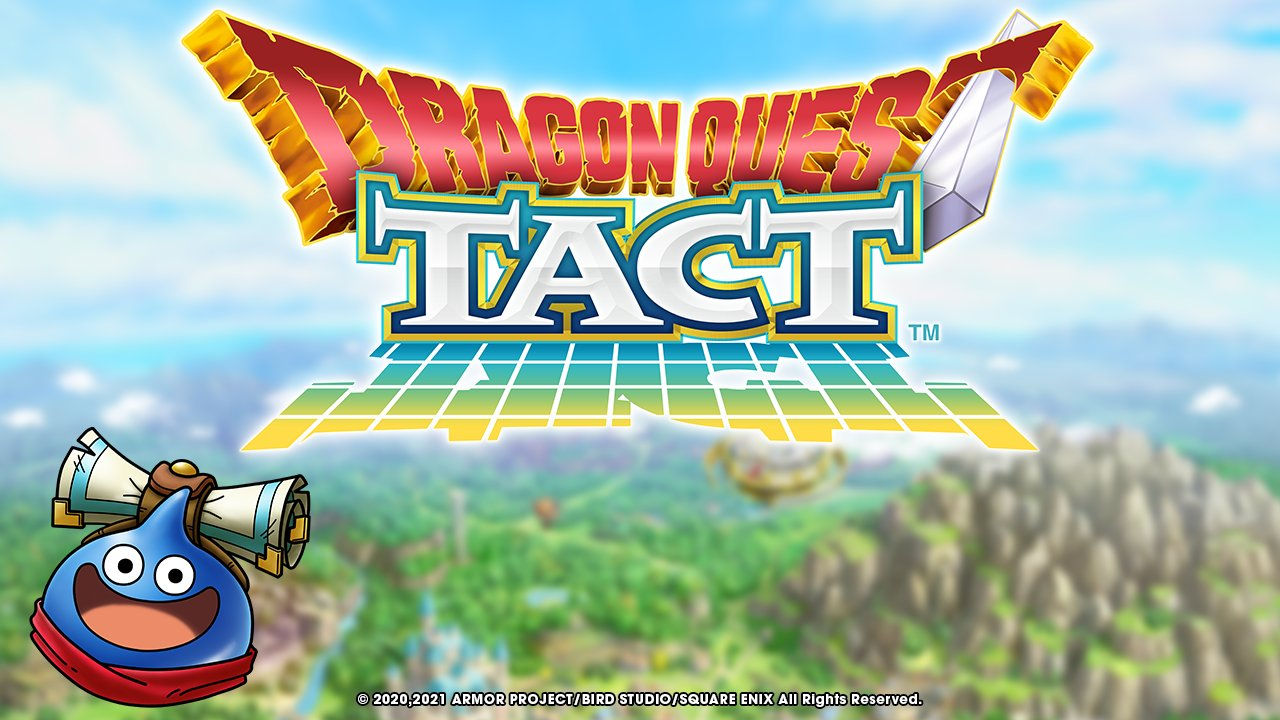 photo of 'Dragon Quest Tact' Finally Has a Confirmed Release Date for the West with Pre-Orders Now Live on the App Store image