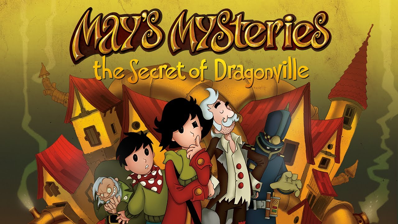 'May's Mysteries – The Secret of Dragonville' is a Layton-Esque Puzzler that's Looking for Beta Testers