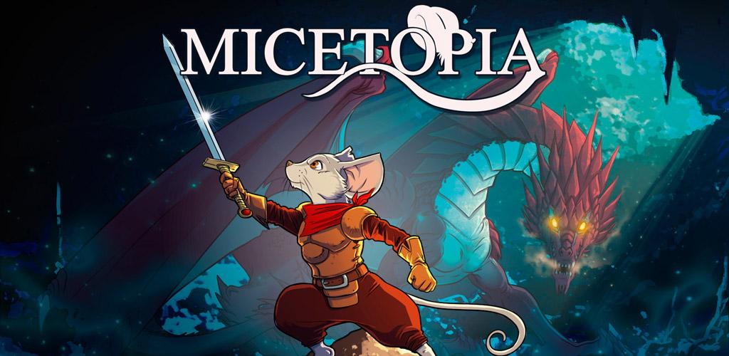 Charming Metroidvania 'Micetopia' Coming to iOS this Wednesday,