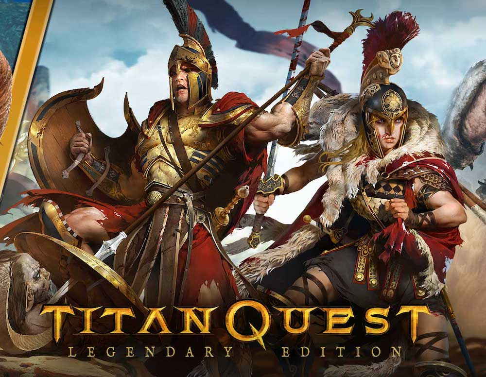 photo of 'Titan Quest: Legendary Edition' Just Got Updated with an FPS Counter, Frame Rate Control Options, Multiple Quality… image