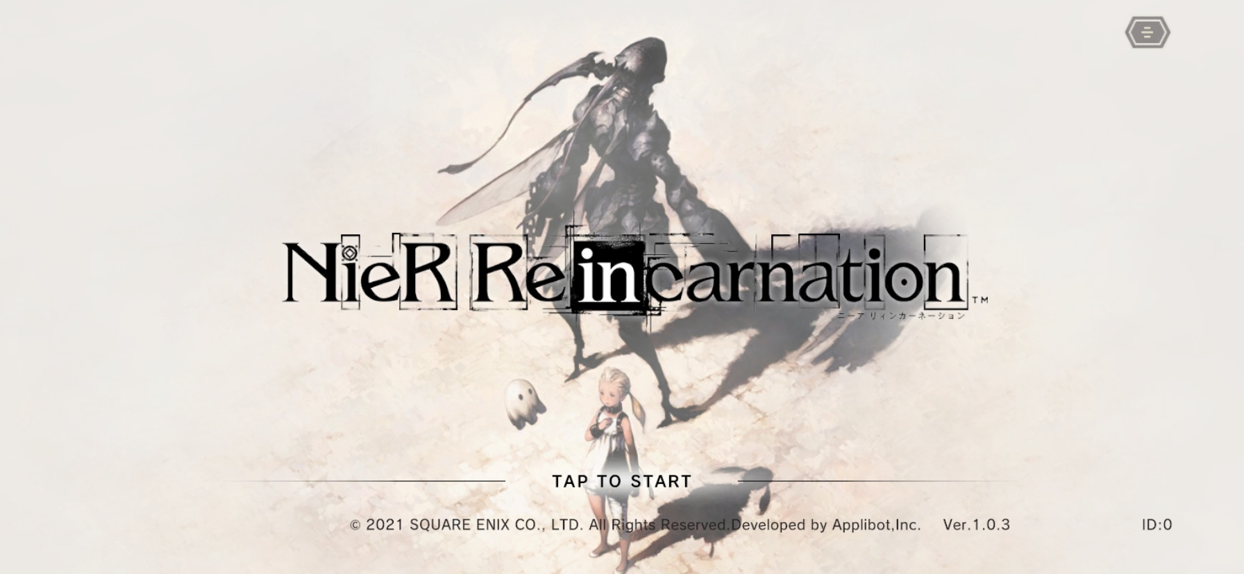 'NieR Re[in]carnation' Now Available for Pre-Order with an Expected November 6th Release Date